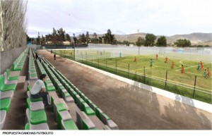 Mejoramiento Estadio Ramón M. Vega 2